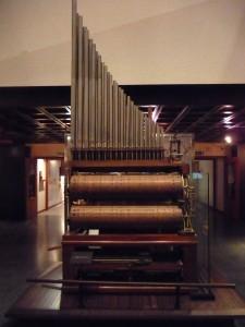 Winkel's Componium in Brüssel