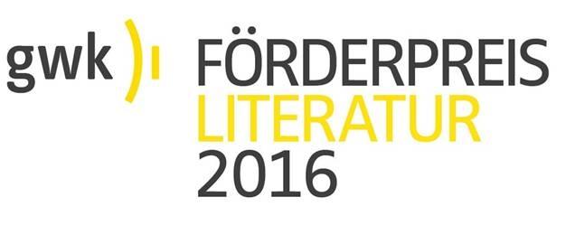 GWK-Förderpreis Literatur 2016