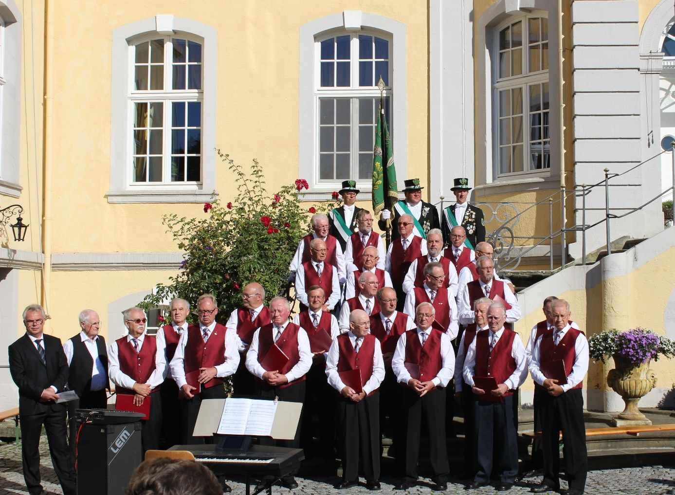 Der Männergesangverein 1921 Bökenförde