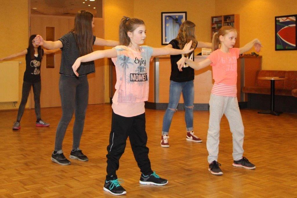 Kulturrucksack NRW 2016 – Tanzschule Neitzke