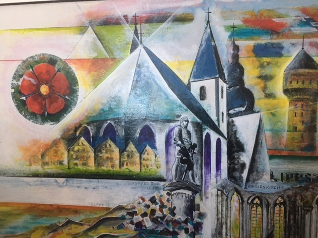 Ein neues Gemälde für Lippstadt