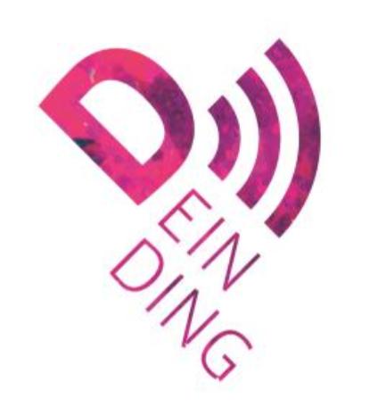 Bewerbungsaufruf (D)ein Ding 2021