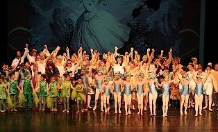 """""""Der verzauberte Schwan"""" – ein Ballettmärchen"""