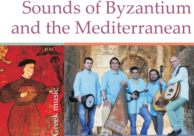 Das griechische Musikensemle begrüßt Lippstadt