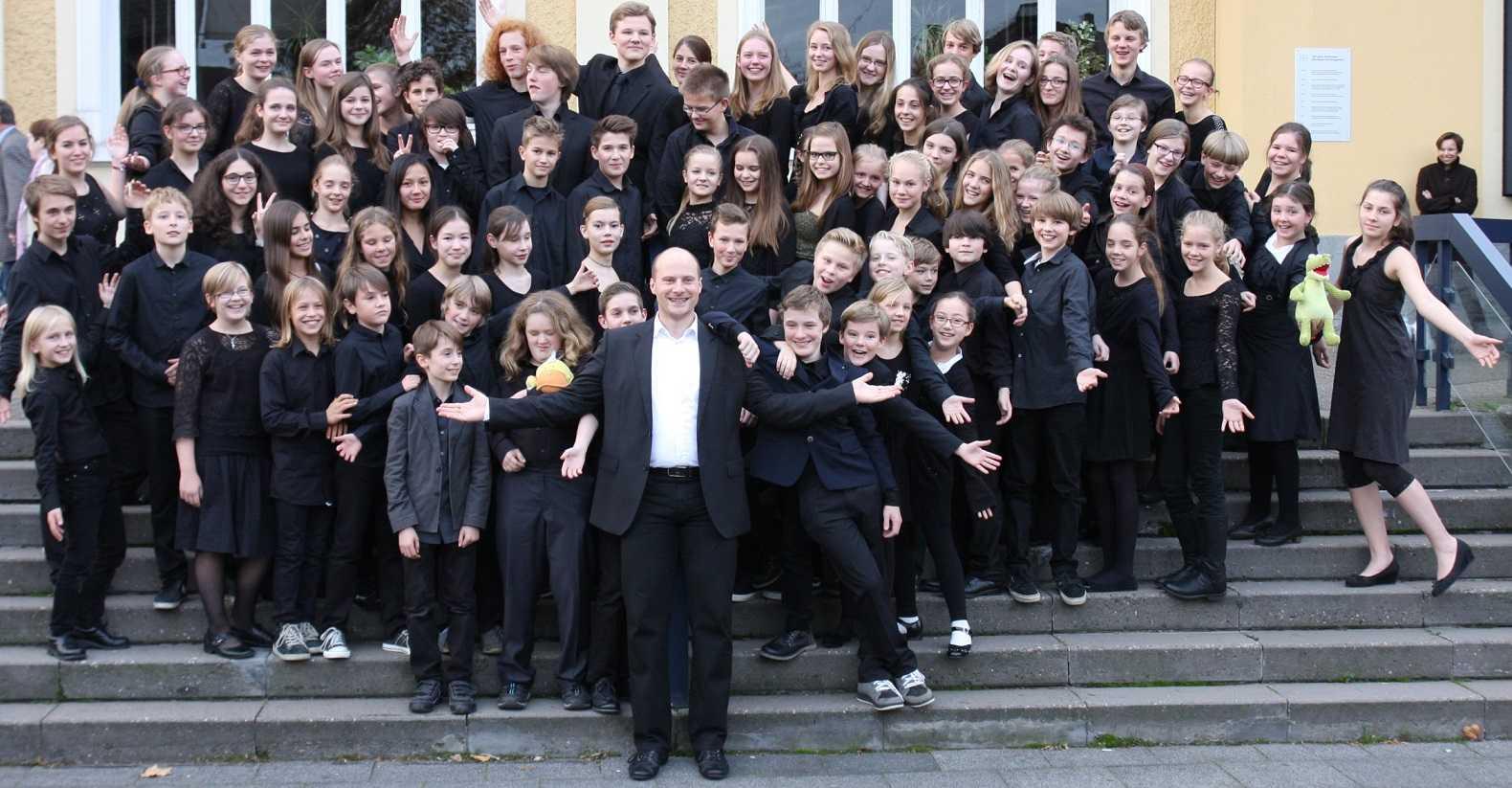 Konzert mit dem Kinderorchester NRW in Lippstadt