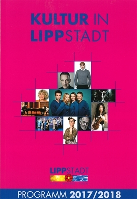 Kultur in Lippstadt-Neues Programmheft