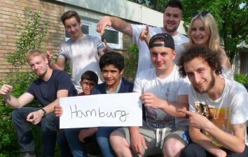 Hamburg-nur für Jugendliche