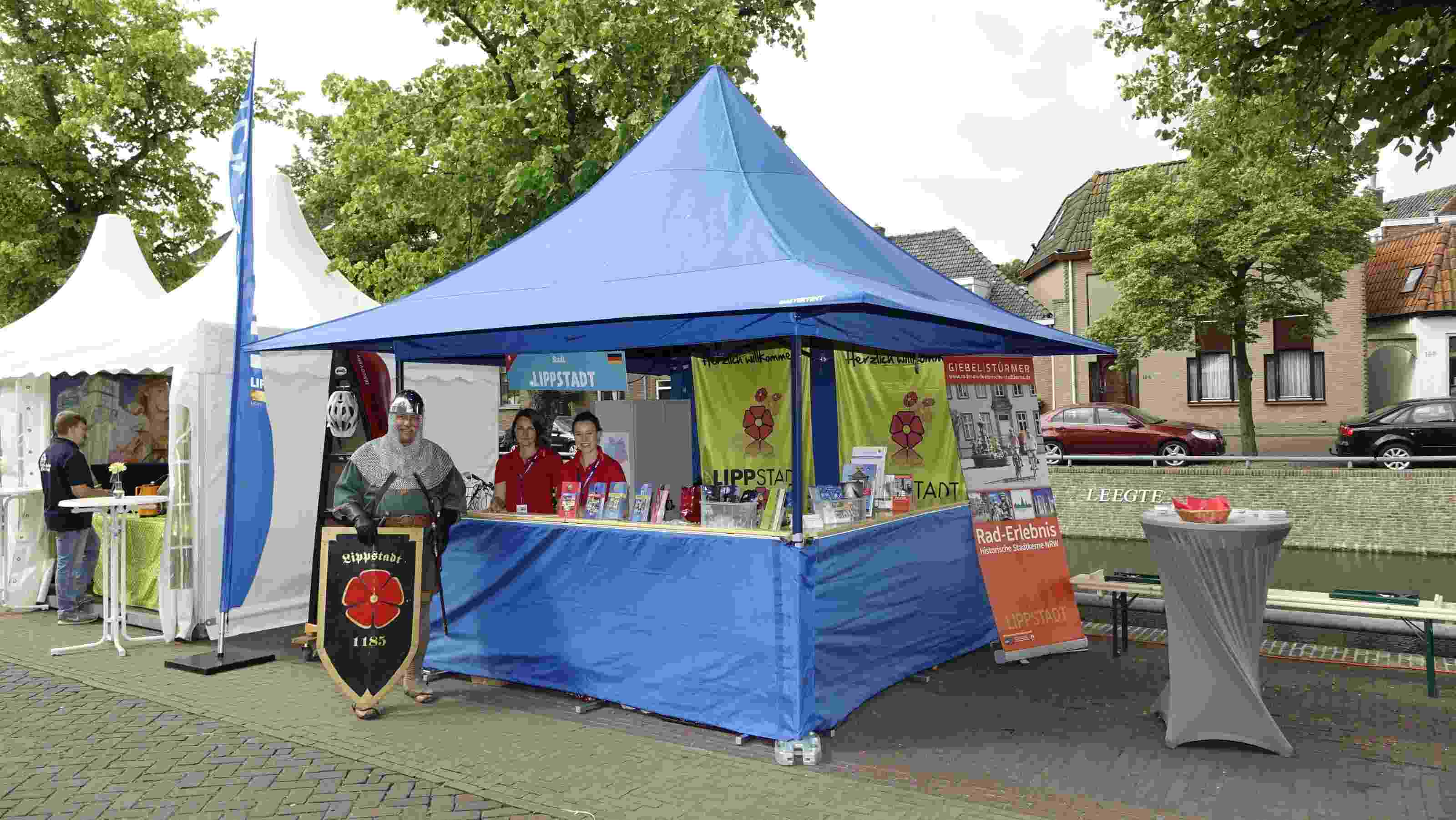 Unser Stand in Kampen