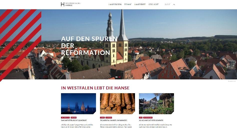 Der Westfälische Hansebund stellt sich neu auf.
