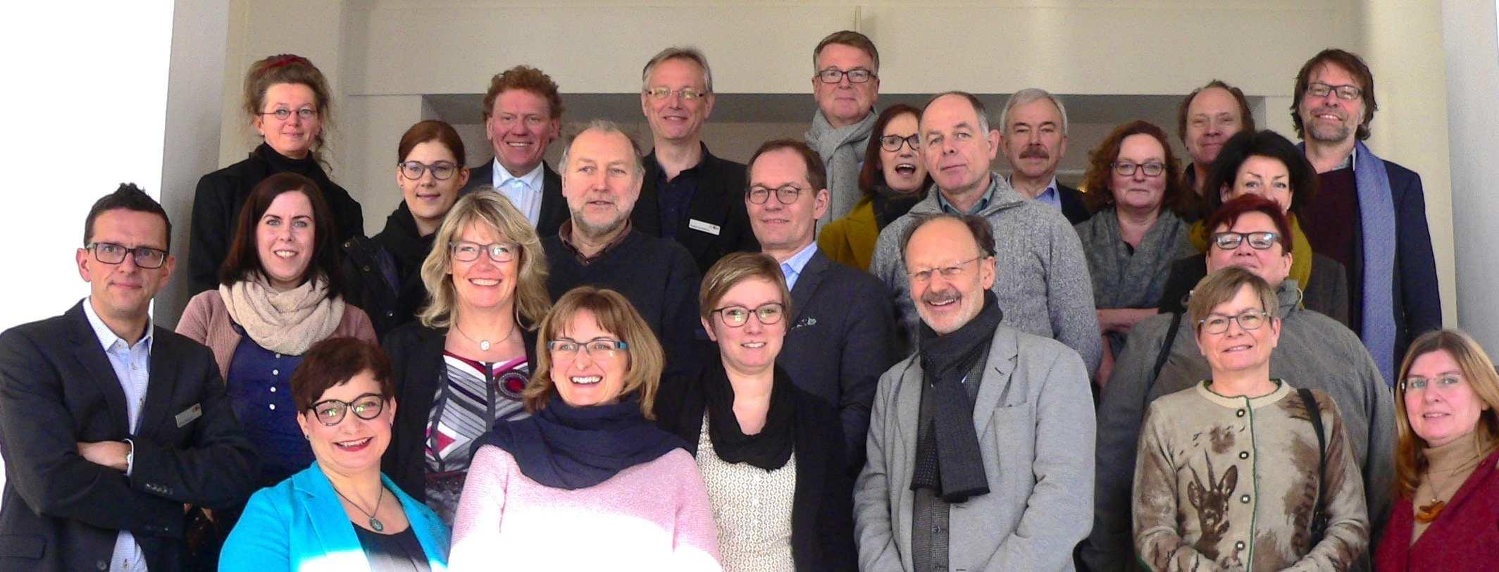 Netzwerktreffen Kulturplanung – Kulturagenda 2018