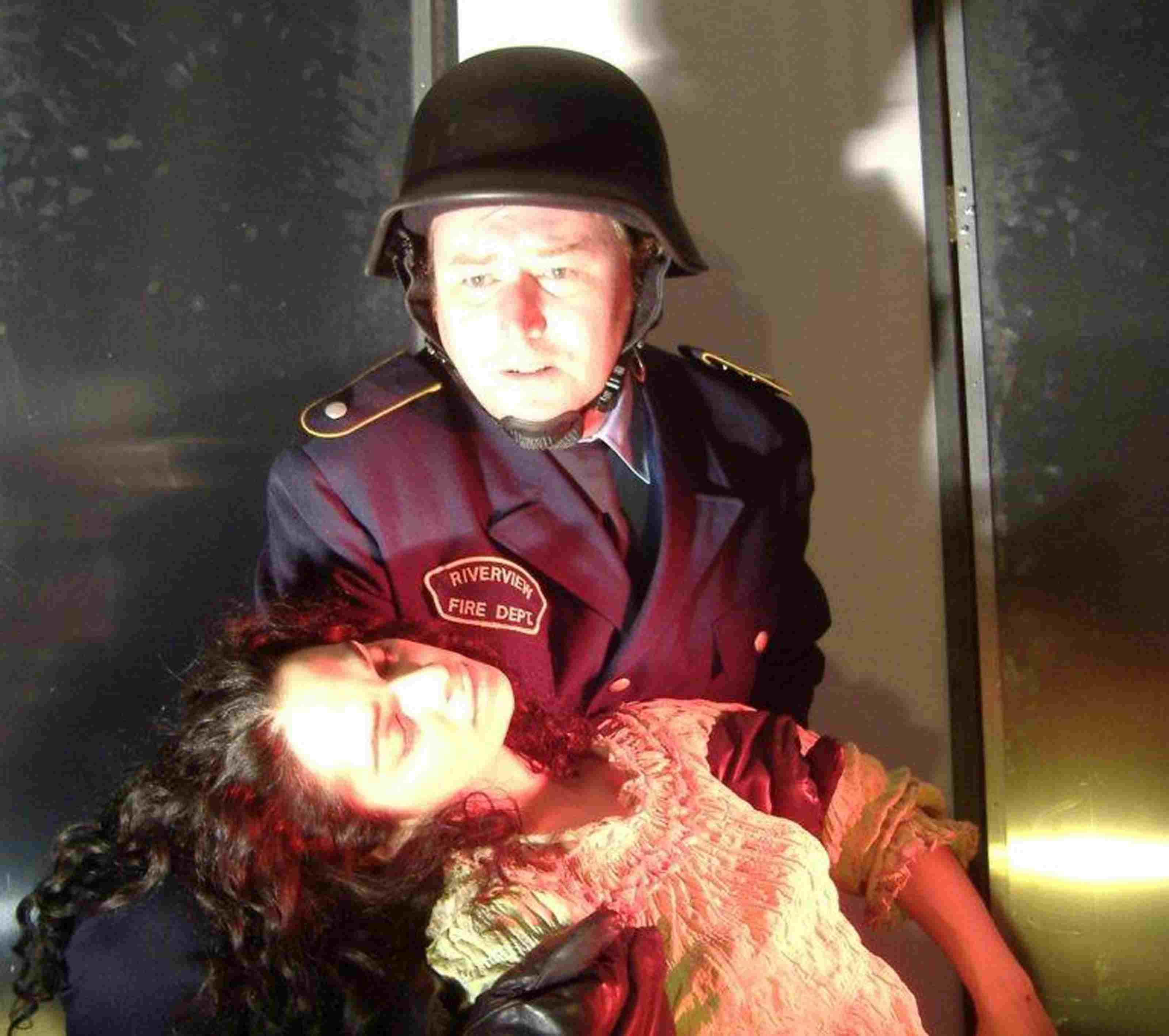 """""""Fahrenheit 451""""  Eine Geschichte über Zensur und Widerstand  in englischer Sprache"""