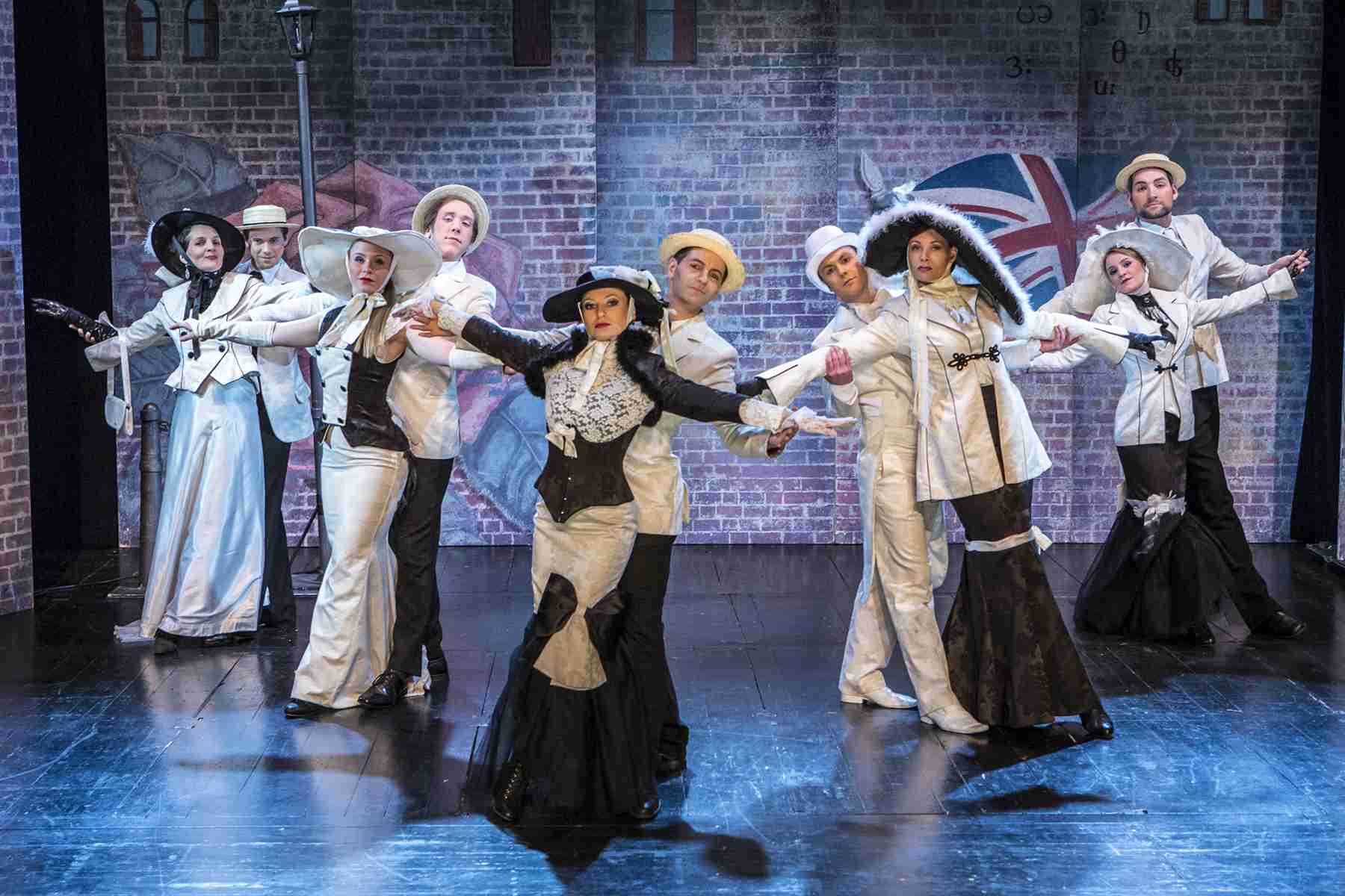 """""""My Fair Lady"""" Ein Broadway-Klassiker mit unvergesslichen Evergreens"""