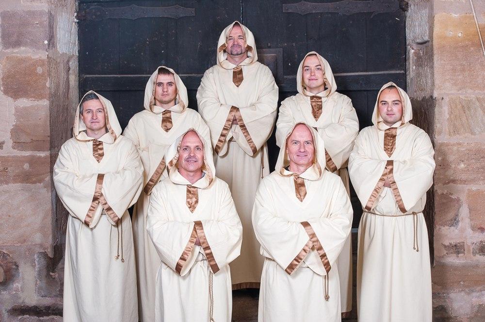 "Gregorianika Chor ""Signum"" Tour 2018"