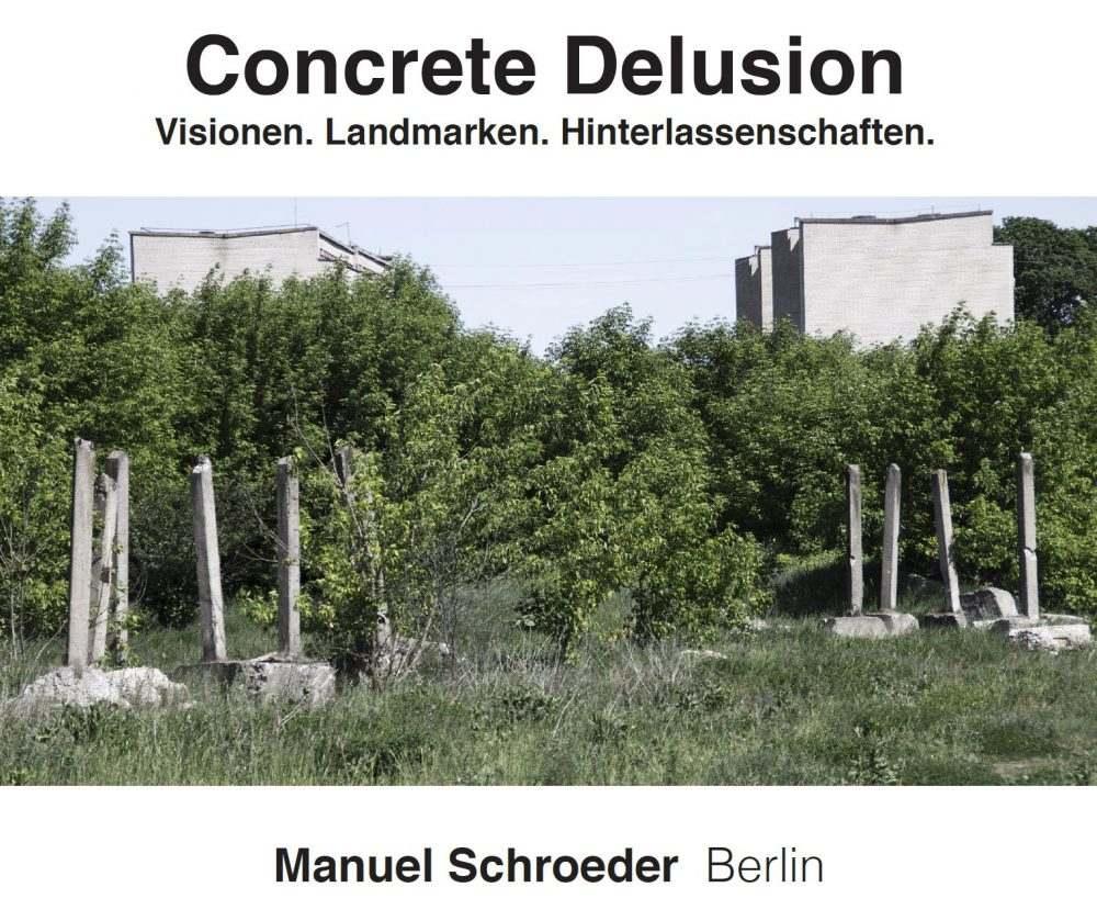 """Ausstellungseröffnung """"concrete delusion"""" im Stadtmuseum – Donnerstag, 12.07.2018 19 Uhr"""