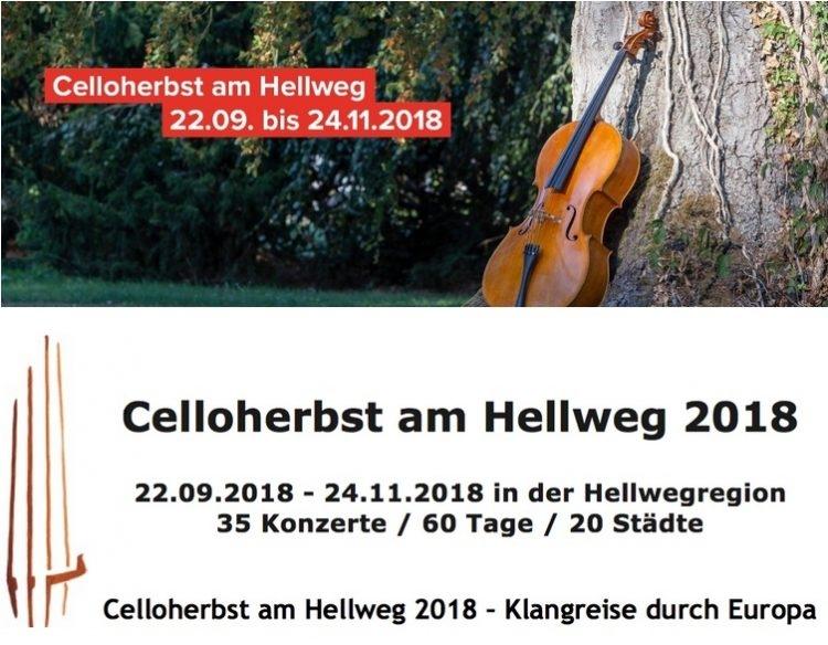Der Celloherbst geht in die 6. Woche