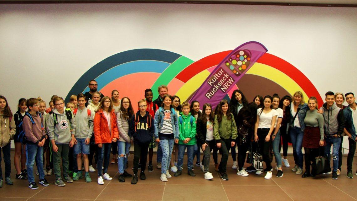 Kul-Tour in Bielefeld – Unterwegs mit dem Kulturrucksack