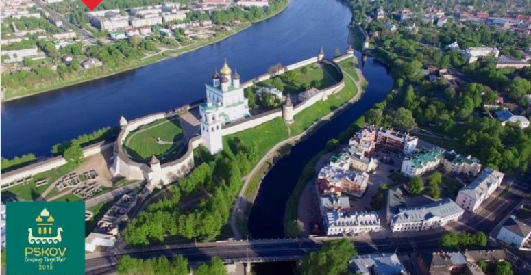 HANSEartWORKS 2019 in Pskow / Russland