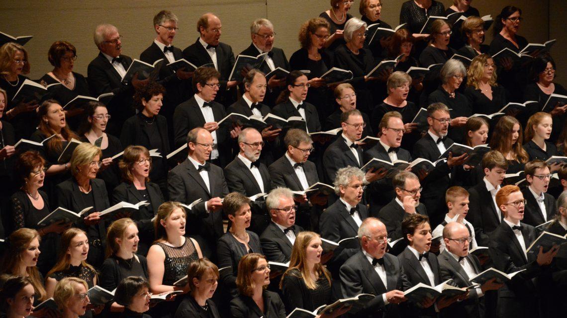 Chor- und Orchesterkonzert des Städtischen Musikvereins in der Elisabethkirche
