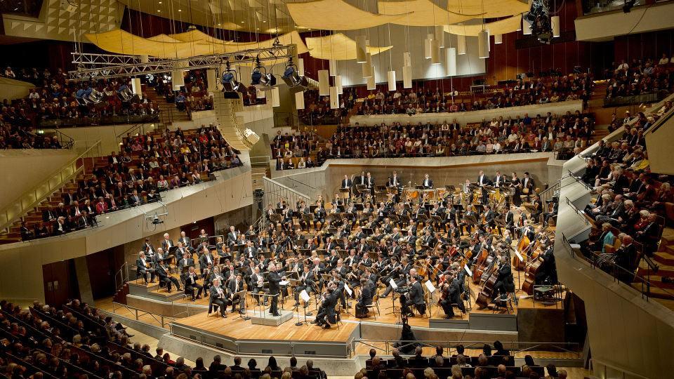 Silvestergala der Berliner Philharmoniker live im Cineplex