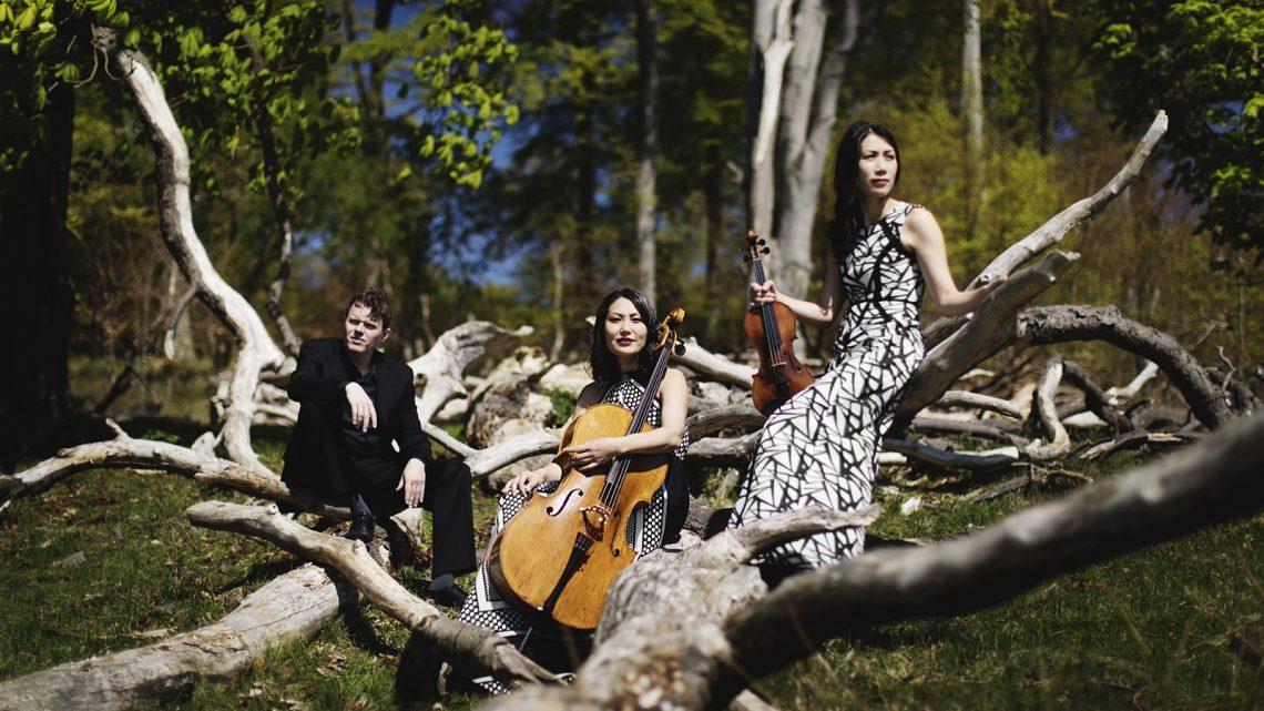 trio Con brio Copenhagen – Ein Ensemble, dem Komponisten ihre Werke widmen!