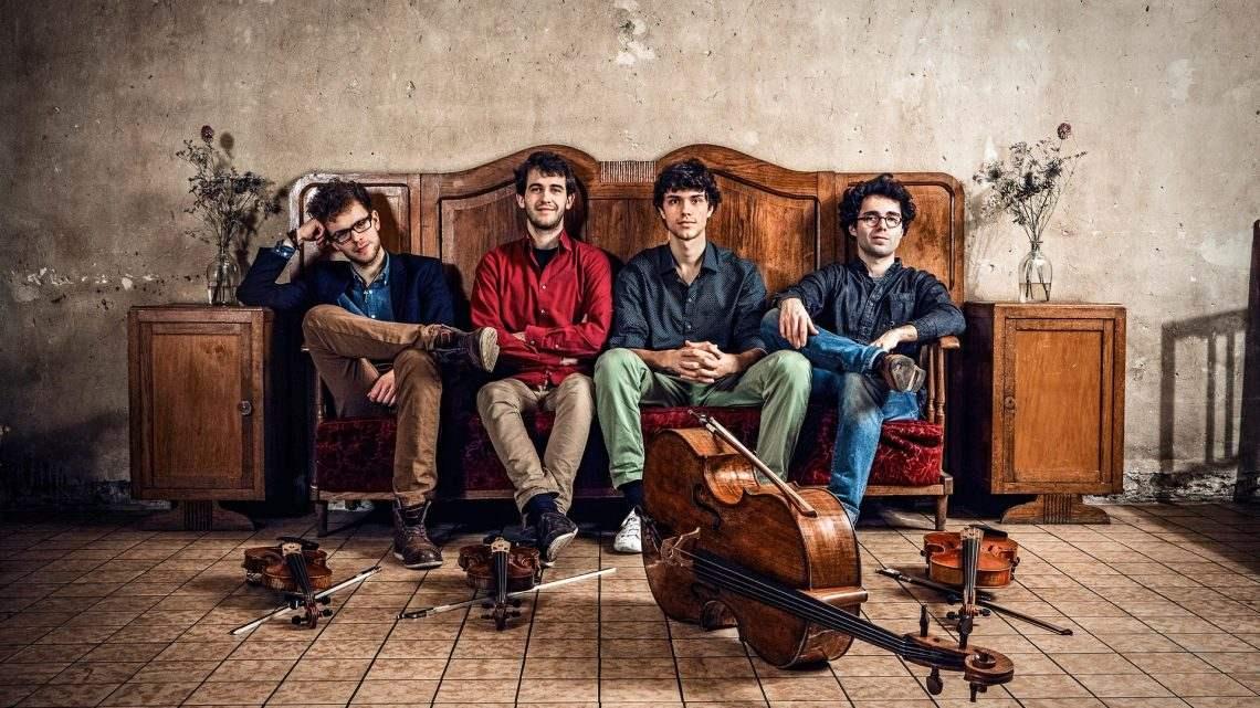 Kammerkonzert mit dem Vision String Quartet