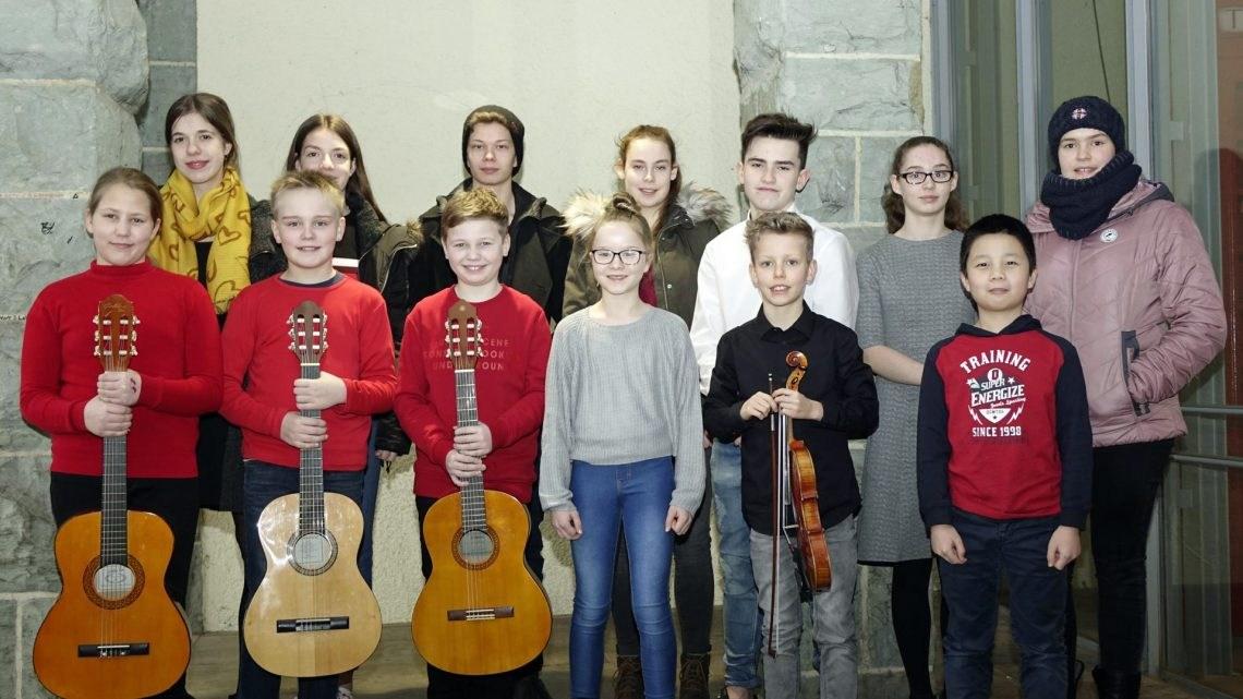 """Lippstädter erfolgreich bei """"Jugend musiziert"""" – Preisträger geben am Samstag Konzert in der Jakobikirche"""