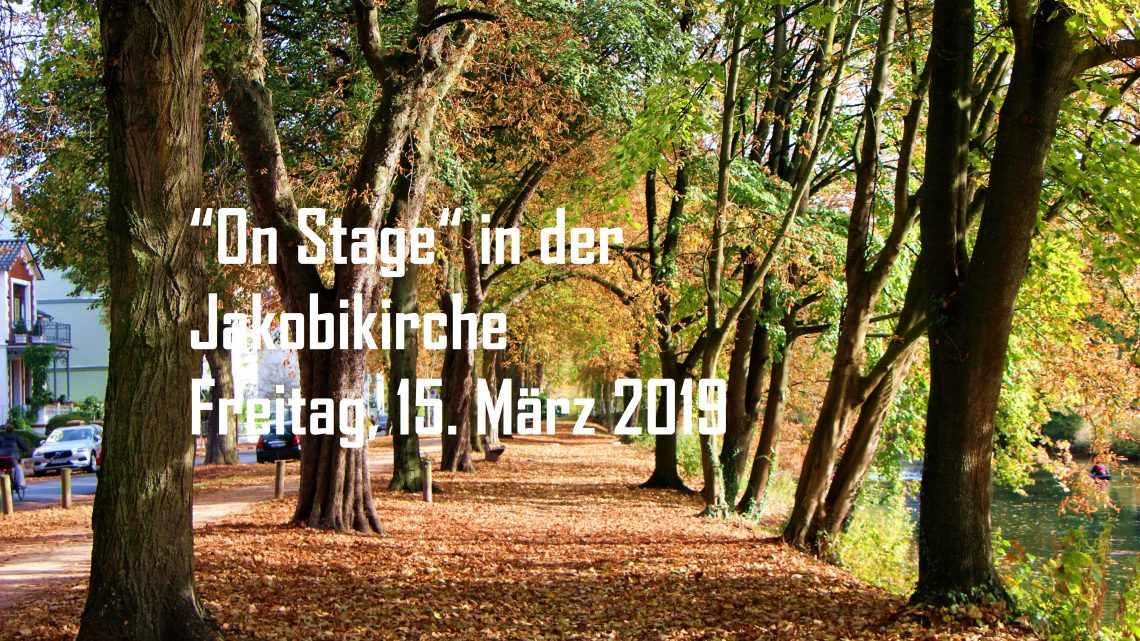 """Musikschullehrer """"On stage"""" – Lehrerkonzert der Conrad-Hansen-Musikschule Mitte März"""