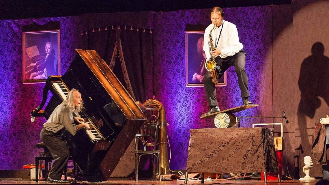 "Gogol und Mäx ""Humor in Concert"""