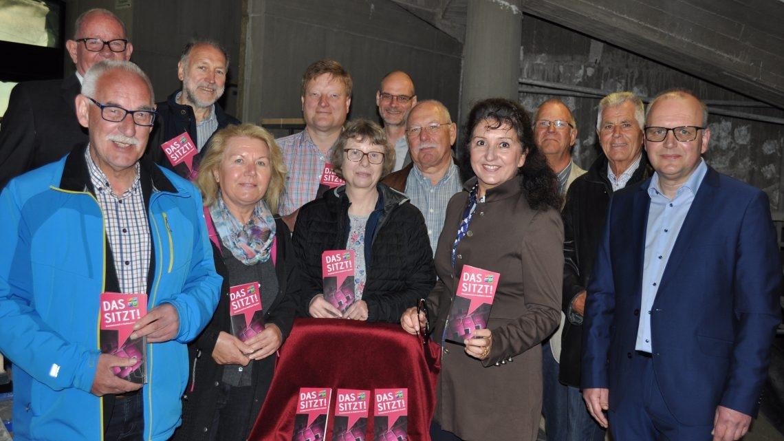 """""""Das sitzt!"""" – Aktion zu Sesselpatenschaften im Stadttheater gestartet"""