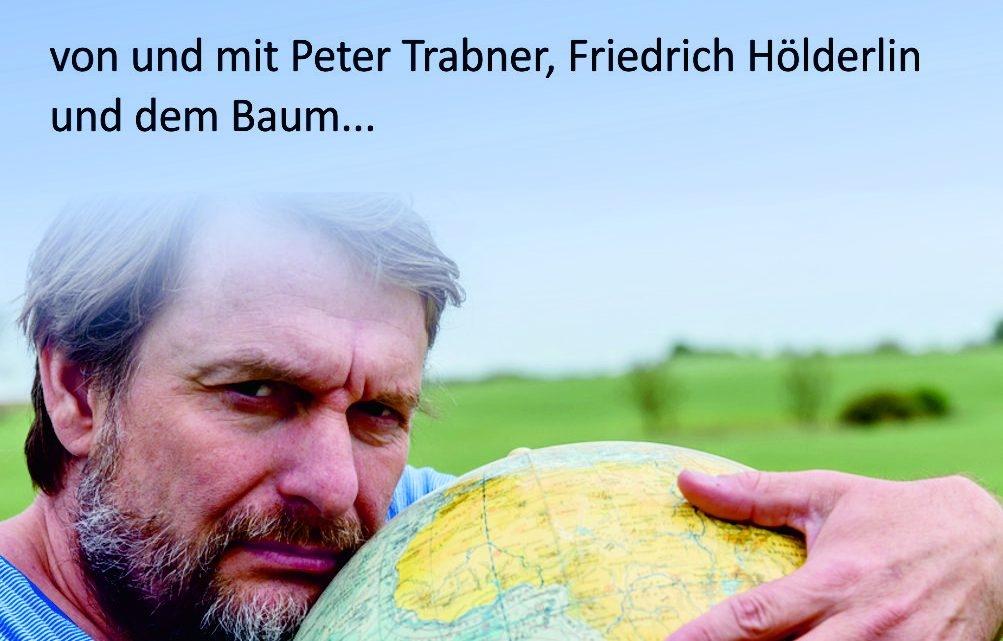"""""""Der Tod des Empedokles"""" von und mit Peter Trabner"""