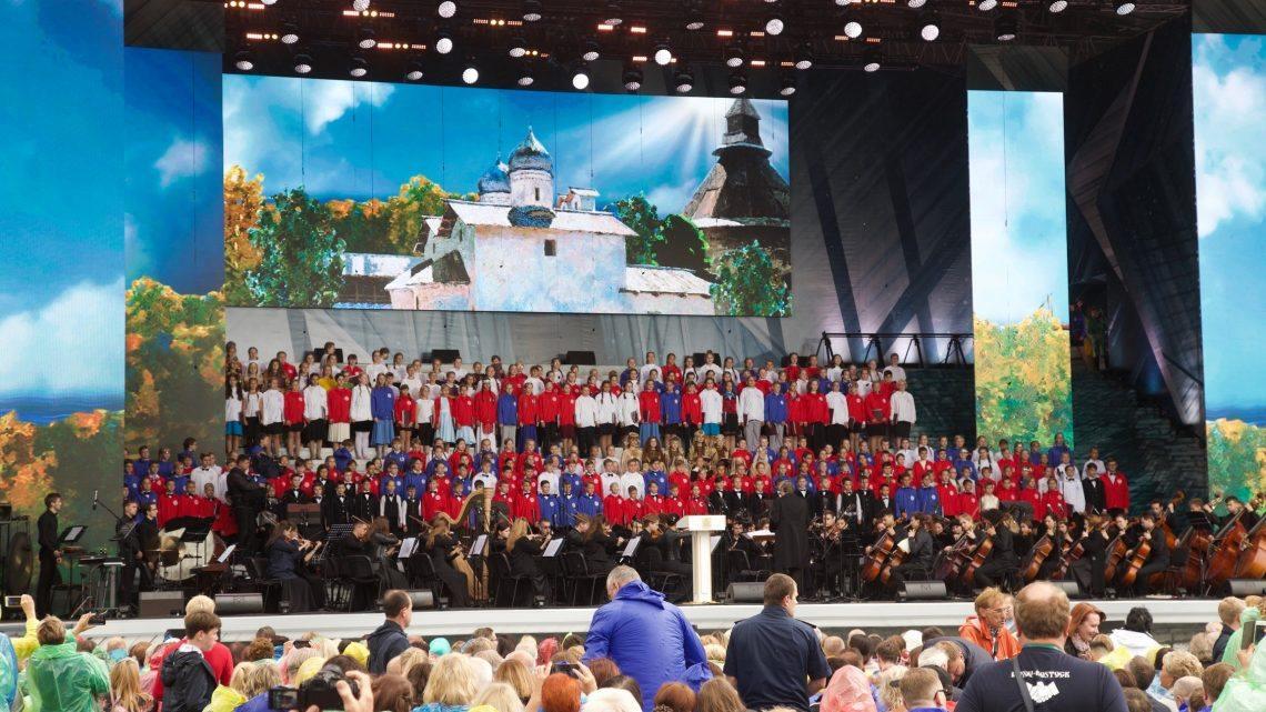 39. Internationaler Hansetag in Pskow – Lippstädter Hanseaten erlebten interessante Erlebnisse und regen Austausch