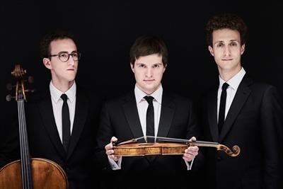 """Kammerkonzert mit dem   führenden Klavier-Trio """"Busch Trio"""""""