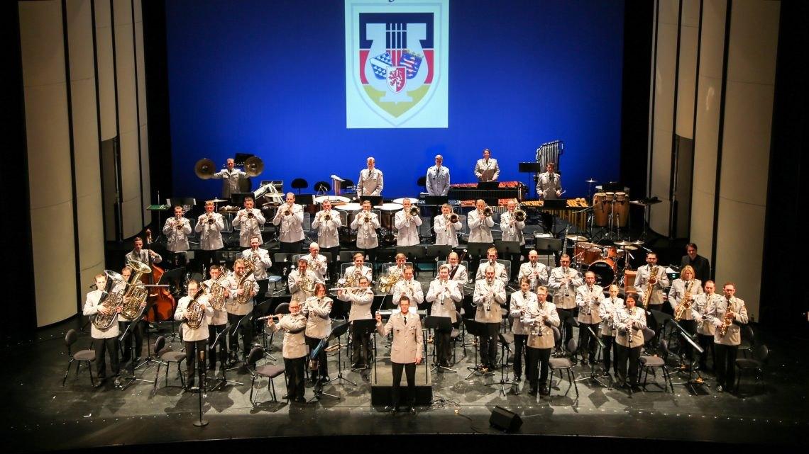 Benefizkonzert Heeresmusikkorps Kassel zur Herbstwoche