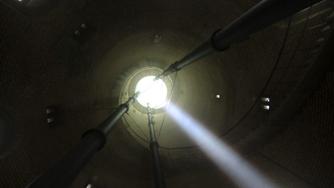 Lichtkunst im Wasserturm – Öffentliche Führung