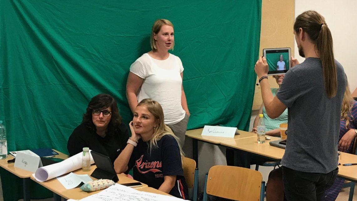 iPad Training für Lehrer am Europa-Gymnasium Warstein