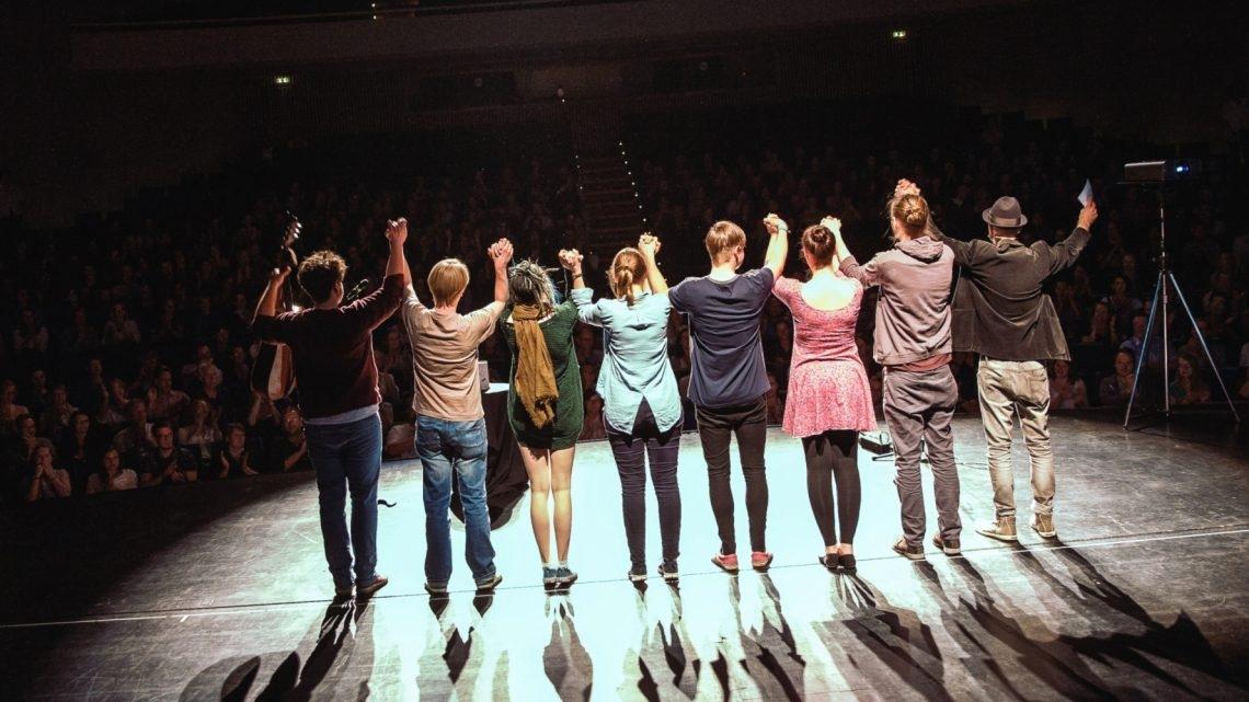 "Poetry Slam – Kreative Autoren wetteifern um den ""Goldenen Bernhard"""