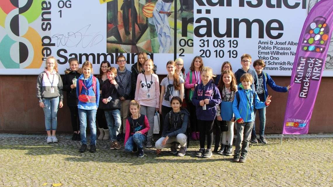 Kulturrucksack in Bielefeld