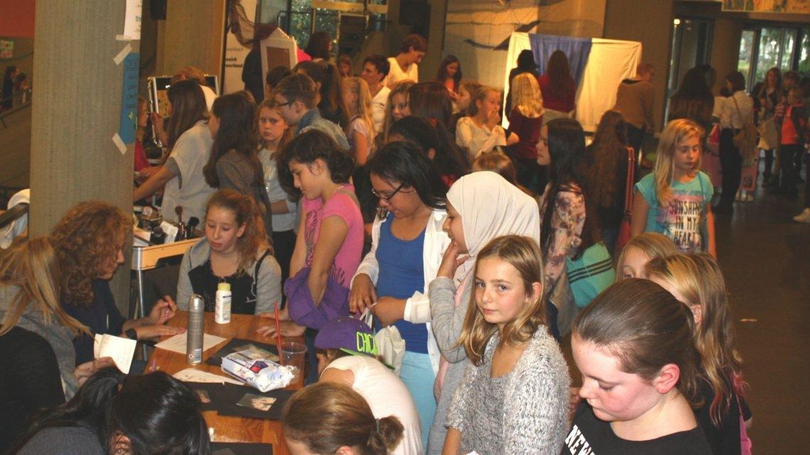 Mädchenaktionstag – Workshops und offene Angebote