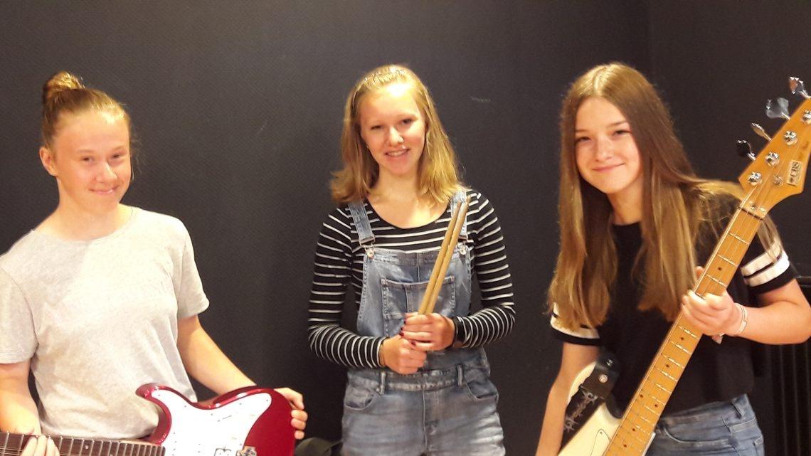 """""""Jazz im Foyer"""" in der Gesamtschule Lippstadt"""