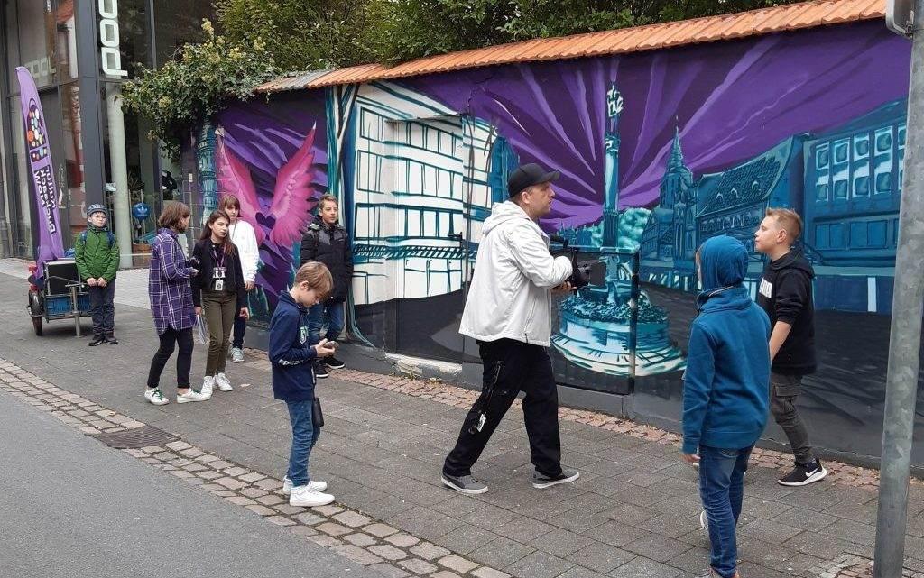 Generation Blue Earth  – Rapschool NRW Kulturrucksack