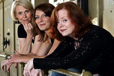 "Die ""Swingle Sisters"" – 17. ORIZONT-Benefizkonzert"