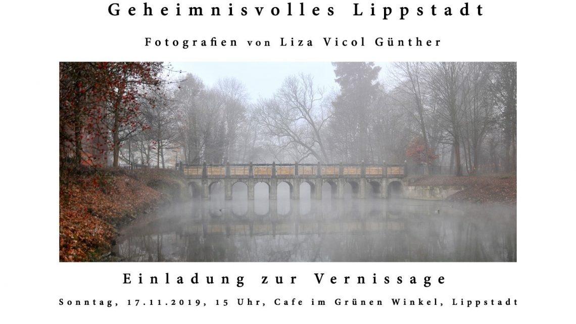 "Café im Grünen Winkel – Vernissage ""Geheimnisvolles Lippstadt"""