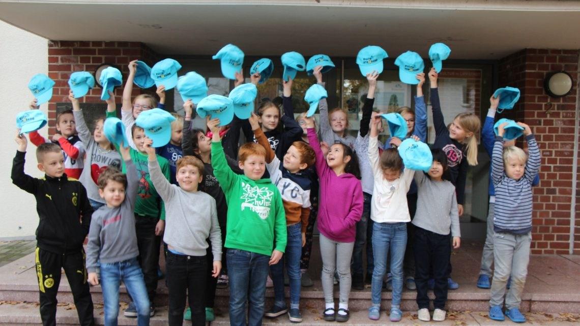 Die Kulturstrolche der Niels-Stensen-Grundschule legen los