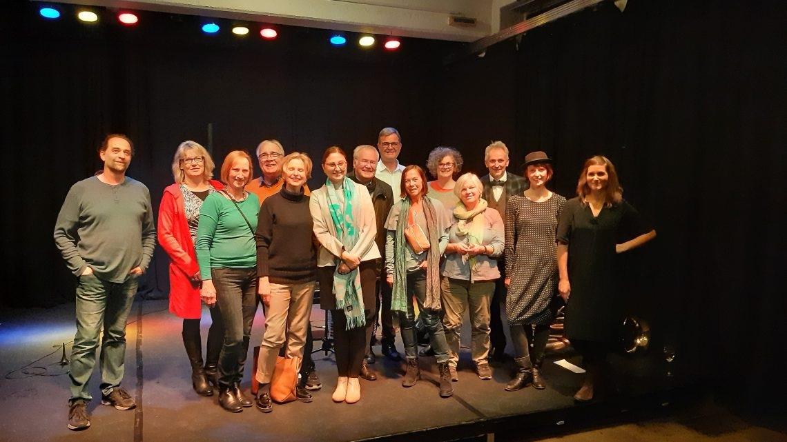 Der Kulturrat Lippstadt besucht den Kulturrat Bochum