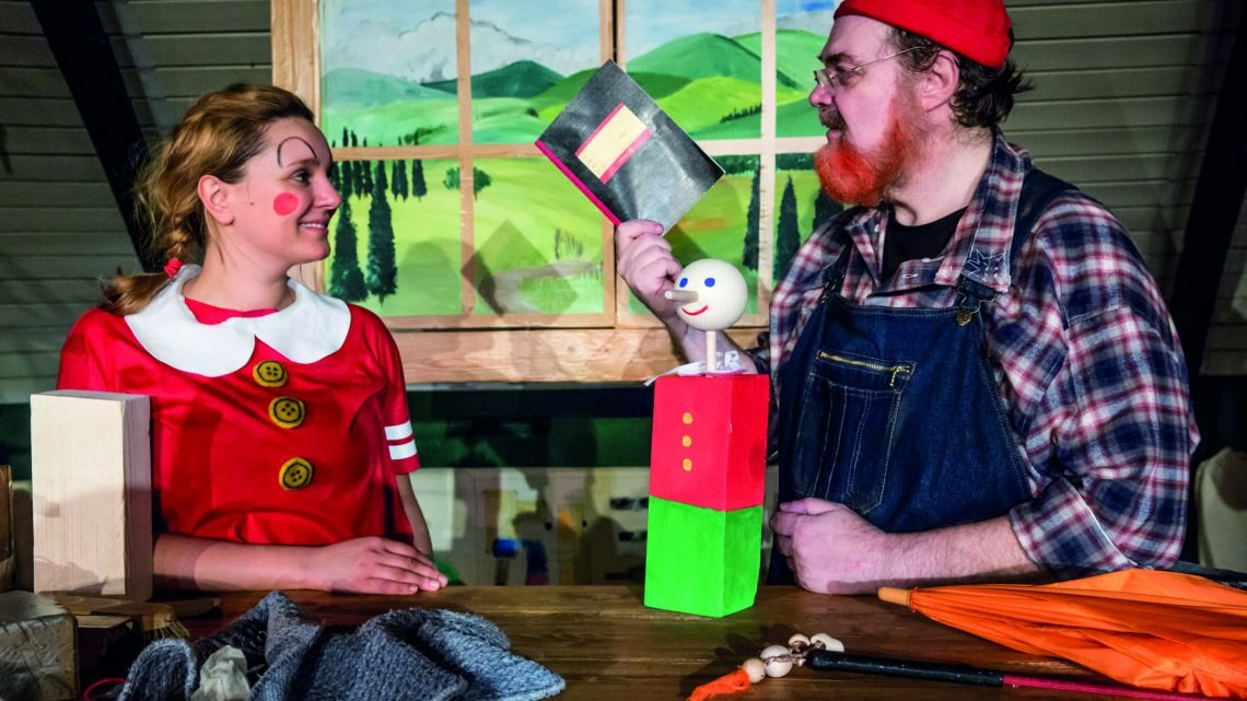 Pinocchio – Die Geschichte der bekanntesten Holzpuppe