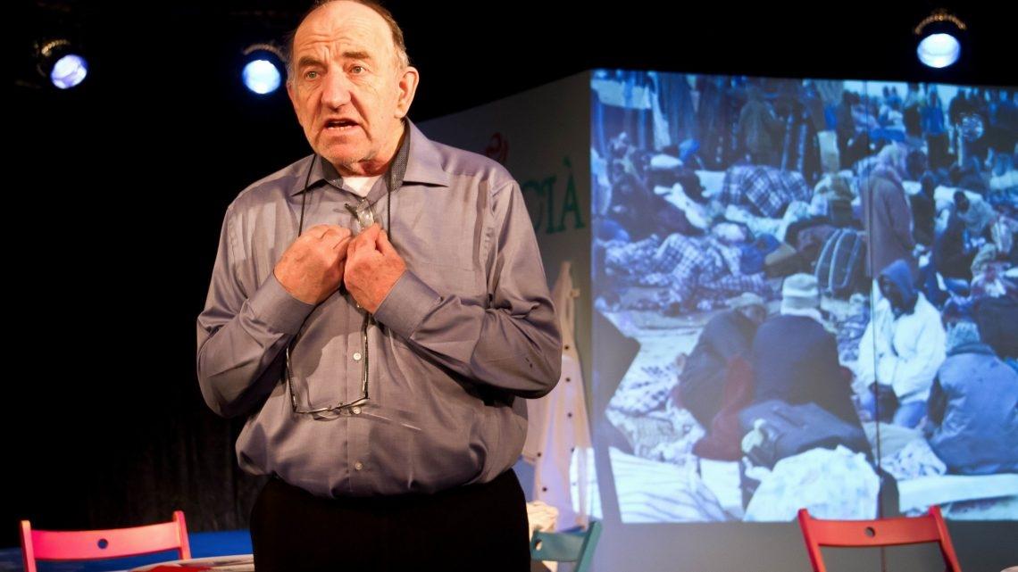 """""""Ein Morgen vor Lampedusa"""" – Das Boot ist voll Szenischen Lesung"""