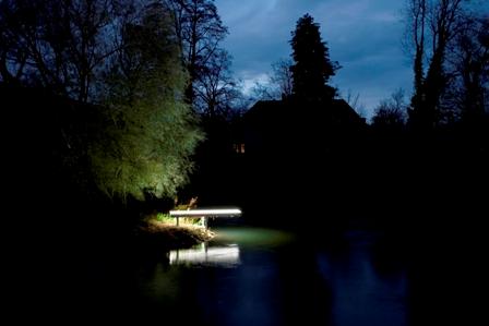 "Familien-Lichtpromenade ""Entlang der Lippe"""