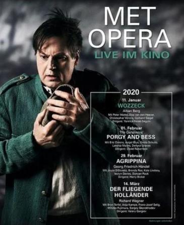 """Met Opera """"Wozzeck"""" – Cinema Lippstadt"""