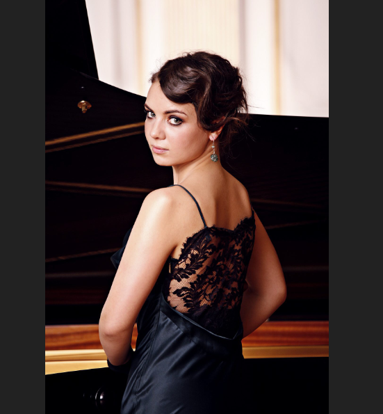 Duo-Recital – Fjodor Elesin, Violoncello & Kateryna Titova, Klavier