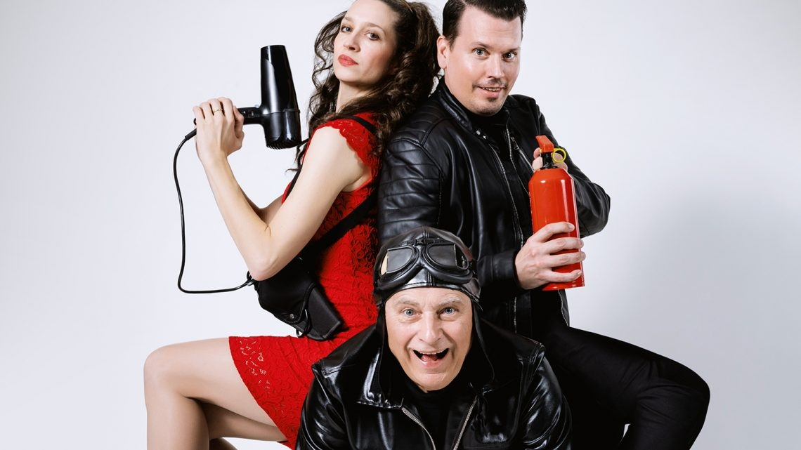 Weltretten für Anfänger – Kabarett-Theater DISTEL